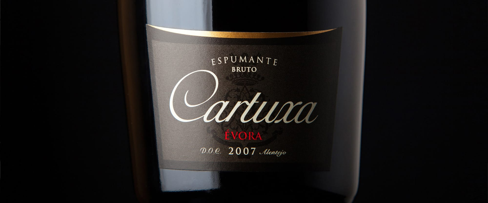 design-rotulo-vinho-espumante-cartuxa-pormenor
