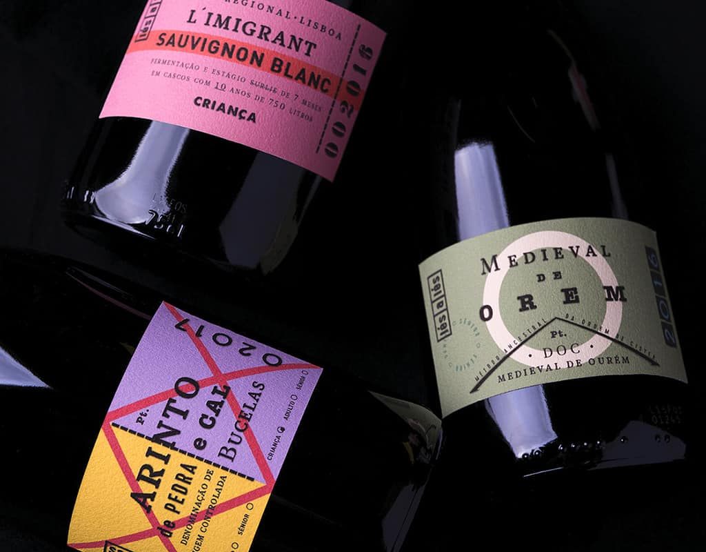 Lés-a-lés: Each wine label, a ticket to a forgotten destination